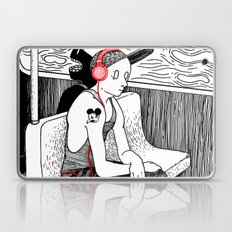 As The Lights Go By Laptop & iPad Skin