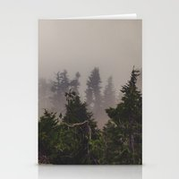 Mountaintop Forest Stationery Cards