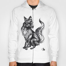 Foxy Two Hoody