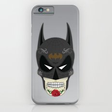 Bat-Man Sugar Skull Slim Case iPhone 6s