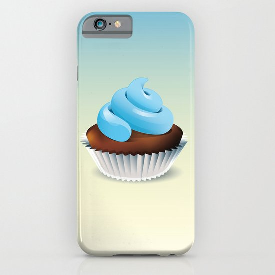 Caca CupCake iPhone & iPod Case