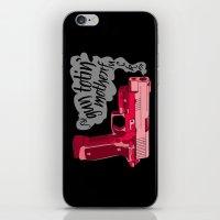 Gun Totin' iPhone & iPod Skin