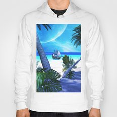 View over the ocean Hoody