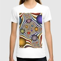 fractal T-shirts featuring Fractal by gabiw Art