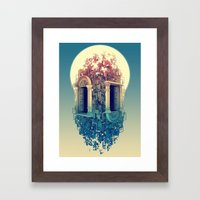 Within Framed Art Print