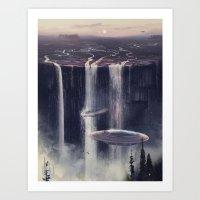 Wash&go Art Print