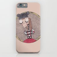 iPhone & iPod Case featuring mouse club dropout. by Kristi Crow