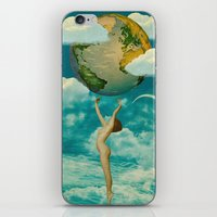 Xposed Collection -- Una… iPhone & iPod Skin