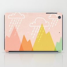 Raindrop Valley iPad Case