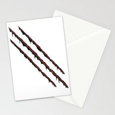 Sliced by You know who... Stationery Cards