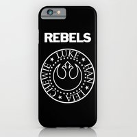 I Wanna Be a Rebel iPhone 6 Slim Case