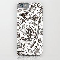 Garage  iPhone 6 Slim Case