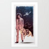 GTFO Art Print