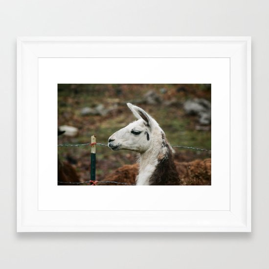 Yarmi Framed Art Print