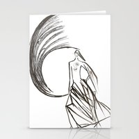 Angel Under Cover (home … Stationery Cards