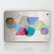Laptop & iPad Skin featuring Graphic 100 by Mareike Böhmer Grap…