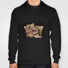 CLOUDED LEOPARD CUBS LOVE Hoody
