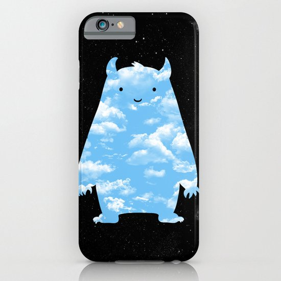 Mr. Sky iPhone & iPod Case