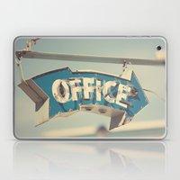 Office Laptop & iPad Skin