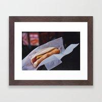 Gray's Framed Art Print