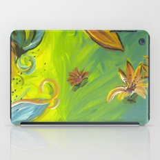 Tropical Flowers iPad Case
