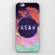Vacant - Galaxy Eyes & Garima Dhawan Collaboration (VACANCY ZINE) iPhone & iPod Skin