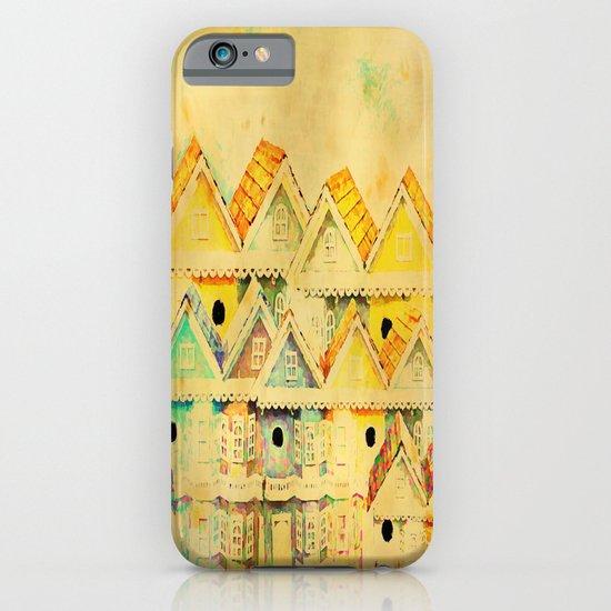 Bird Town 023 iPhone & iPod Case