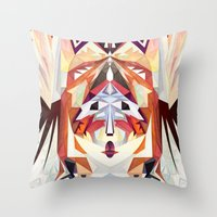 You Are Already Here Throw Pillow