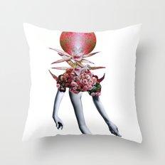 V E N U S Throw Pillow