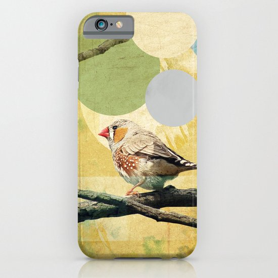 Bird Song iPhone & iPod Case