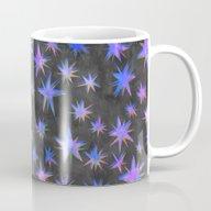 Starry Night {grey} Mug