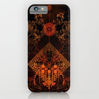 iPhone Cases featuring World is yours by Budi Kwan