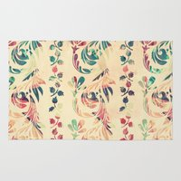 Another Floral Pattern Rug