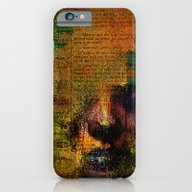 The Last Letter iPhone 6 Slim Case