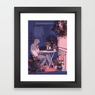 In Another Lifetime, May… Framed Art Print