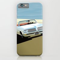 iPhone & iPod Case featuring Ocean Drive by drawgood