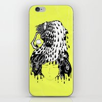 Monster II iPhone & iPod Skin
