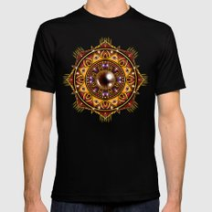 Unnamed Gateway Black SMALL Mens Fitted Tee