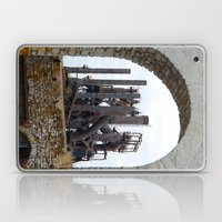 Bethlehem Steel Blast Furnace 6 Laptop & iPad Skin