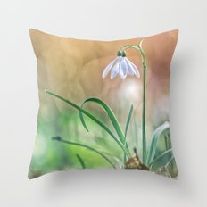 Match your nature with Nature Throw Pillow
