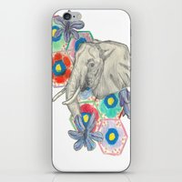 Elephanté iPhone & iPod Skin