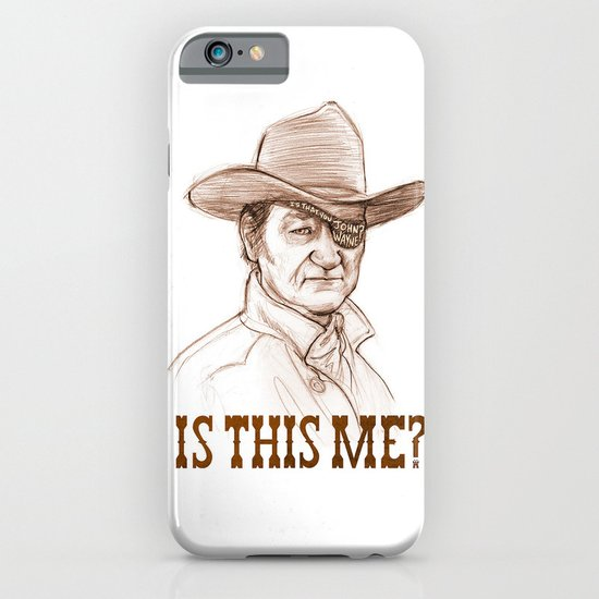 Is This Me? iPhone & iPod Case