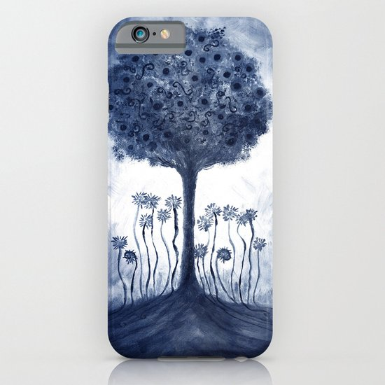 Energy from the tree iPhone & iPod Case