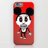 Weird Mickey iPhone 6 Slim Case