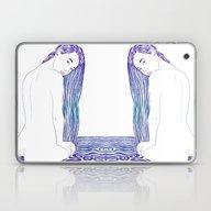 Water Nymph XX Laptop & iPad Skin