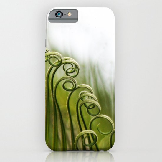 Curly iPhone & iPod Case