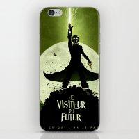 LE VISITEUR DU FUTUR - N… iPhone & iPod Skin