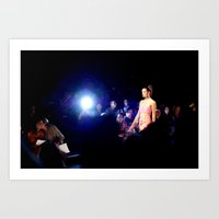 Farah Angsana SS13  Art Print