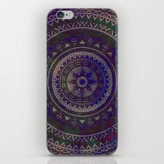 Spiritual Mandala iPhone & iPod Skin