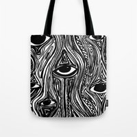 Eyes (Insomnia) Tote Bag
